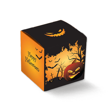 Custom Printed Halloween Packaging Boxes