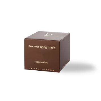 Custom Printed Anti-aging Mask Packaging Boxes