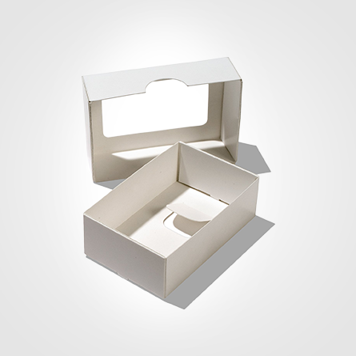 Custom Printed Business Card Packaging Boxes