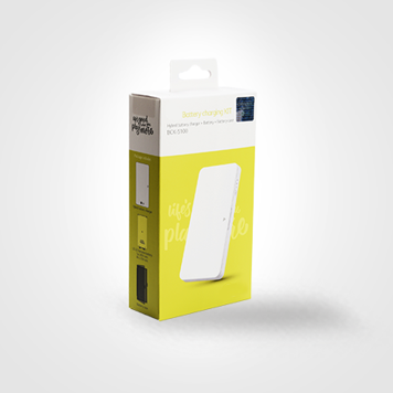 Custom Printed Mobile Charger Packaging Boxes