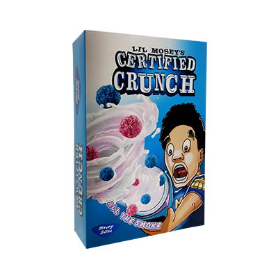 Custom Cereal Cardboard Boxes