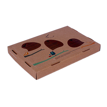 Custom Chocolate Cardboard Boxes