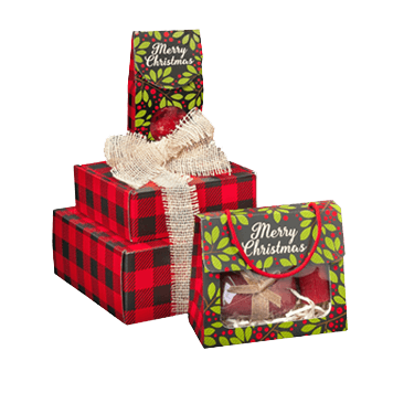 Custom Christmas Gift Boxes