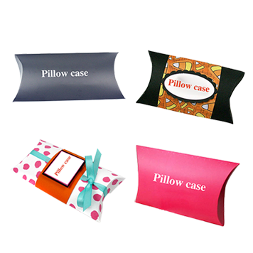 Custom Gift Pillow Boxes