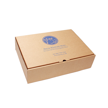 Custom Logo Mailing Corrugated Boxes