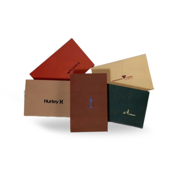 Custom Printed Kraft Apparel Packaging Boxes