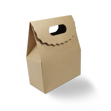 Custom Kraft Gable Packaging Boxes