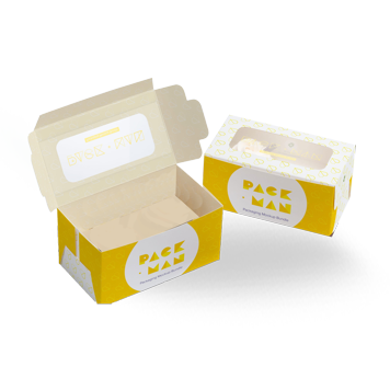 Custom Printed Pastry Packaging Boxes