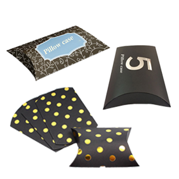 small gift pillow box oxopackaging