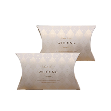 wedding gift pillow boxes oxopackaging