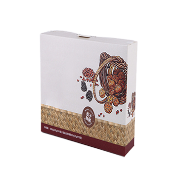 Custom White Cut Cereal Boxes